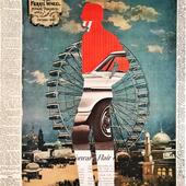 December-14-2017-the-ferris-wheel-14x11-collage-and-mixed-media